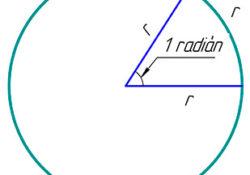El radián 1