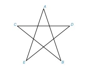 Звездчатый многоугольник